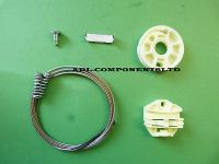 VAUXHALL ZAFIRA WINDOW REGULATOR REPAIR KIT REAR LEFT